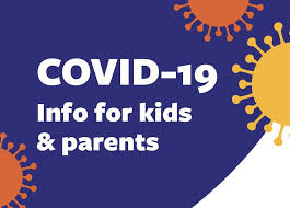 covid parent info cover